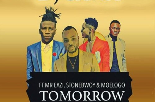 DJ Sawa ft Mr Eazi, Stonebwoy & Moelogo – Tomorrow (Remix)