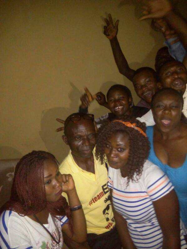 BB Naija: Photos from Efe's house during the finale