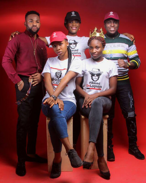 Checkout The'Based On Logistics' T-shirts An Igbo Man Launched After #BBNaija