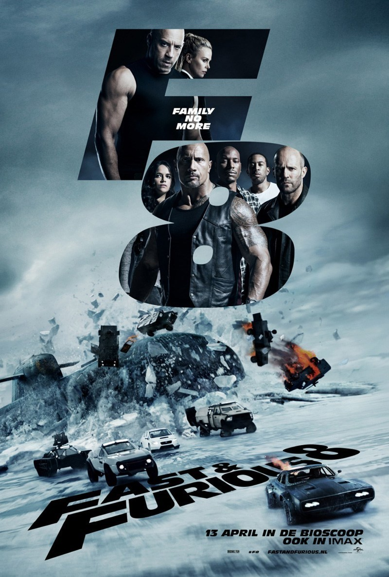 Fast And Furious 8 (English) MOVIE UTORRENT DOWNLOAD