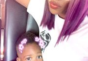 Tiwa Savage & Son Jamil Balogun Are Adorable As They Goof Around With Snapchat Filters