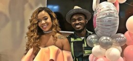 Pictures from Patrick Elis' girlfriend's baby shower