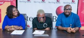 Olamide becomes Sterling Bank ambassador (Photos)