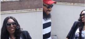 Ebube Nwagbo rocks bumshot in new photos; Pictured with Phyno, Omawunmi