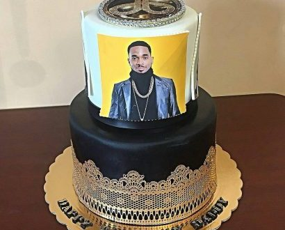 Check out beautiful photo D'Banj's son shared to wish him Happy Birthday