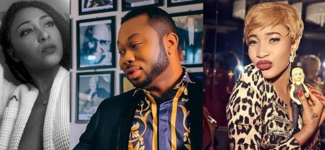 Fan outs alleged side-chick, Rosaline Meurer over Tonto Dikeh's failed marriage and then she..