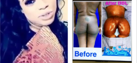 Viral Video: Bobrisky is asking for all your prayers as he gears up for ass surgery next month