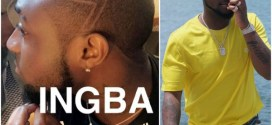 Davido gets new hair cut in honor of his cult group Neo Black Movement a.k.a Black Axe
