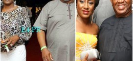 It seems Patrick Doyle and Iretiola Doyle's marriage is over