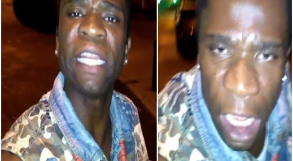 """""""Fuck Igbo bitches in America"""" -Speed Darlington blows hot on Instagram"""