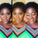 Mercy Johnson wows in new photos as she goes on low cut (Photos)