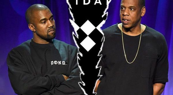 Kanye West breaks up with JAY-Z's Tidal over money dispute