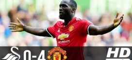 Swansea City Vs Manchester United 0 4   All Goals & Highlights   Premier League 19 August 2017 HD