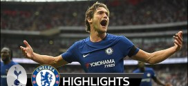 Tottenham vs Chelsea 1-2 – All Goals & Extended Highlights – Premier League 20-08-2017 HD