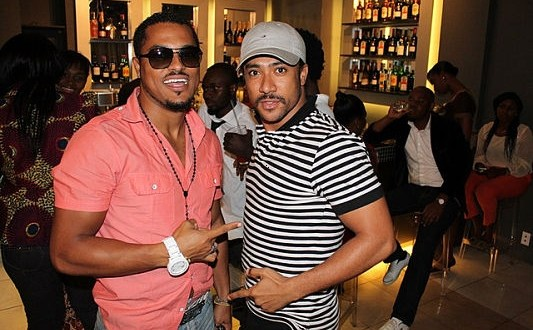 """Life only begins the day you accept Christ to live in you"" – Majid Michel's birthday message to Van Vicker"