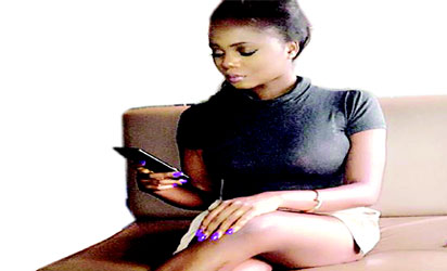 'I can't be interested in sex when there's no money' -Actress Felicia Fred