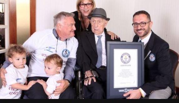 World's oldest man, Yisrael Kristal dies at 113