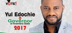 Anambra election: Yul Edochie says he's on a divine mission, see the party he is contesting under