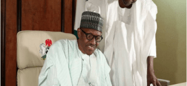 Buhari Writes National Assembly On Resumption Of Duties As President