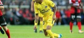 Neymar Blast Barcelona Board