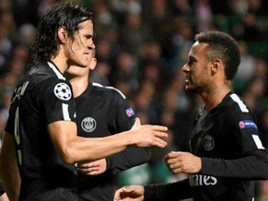 Forlan: Neymar Should Respect Cavani