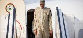 BREAKING: Buhari Returns To Nigeria After London Trip