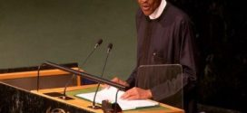 72nd #UNGA: What Buhari Told World Leaders At UN General Assembly (Full Speech)