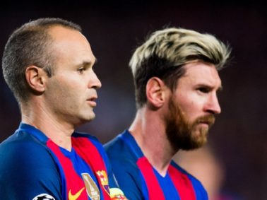 Barcelona's Sporting Director Robert Fernandez Confident Lionel Messi And Andres Iniesta Will Sign New Contracts