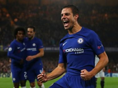 Conte: Azpilicueta Is One Of The World's Best Centre-Backs