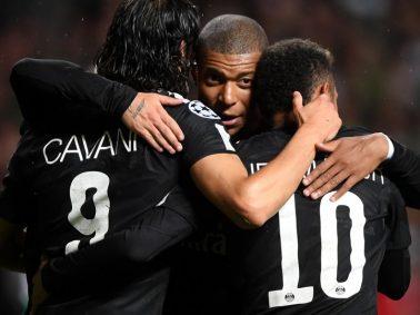 Neymar Backs Mbappe To Get Better