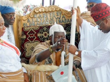 "You Are Wearing ""Fake And Carton"" Crowns – Olubadan Tells 21 Elevated Kings"