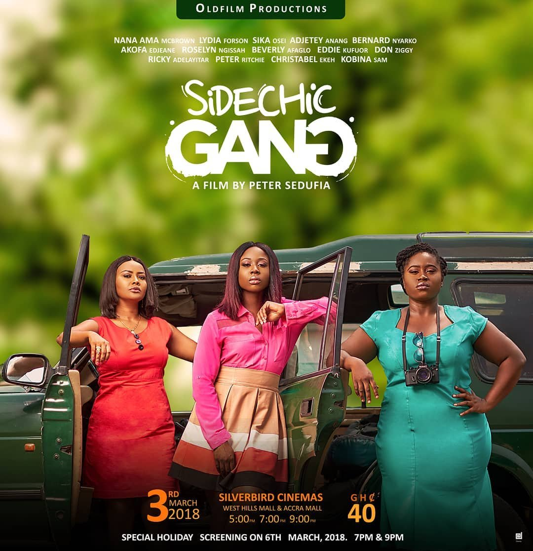 Sidechic Gang – Nollywood Movie | Mp4 DOWNLOAD