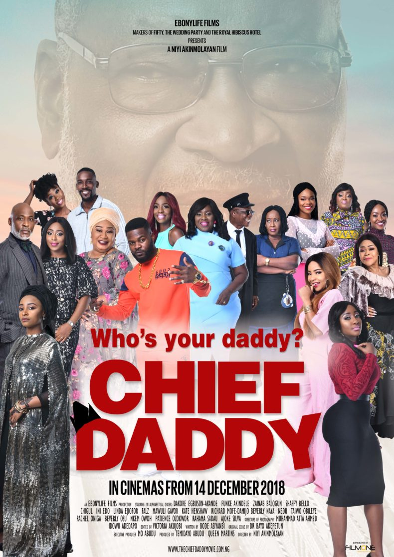 Chief Daddy – Nollywood Movie🔥 | Mp4 DOWNLOAD