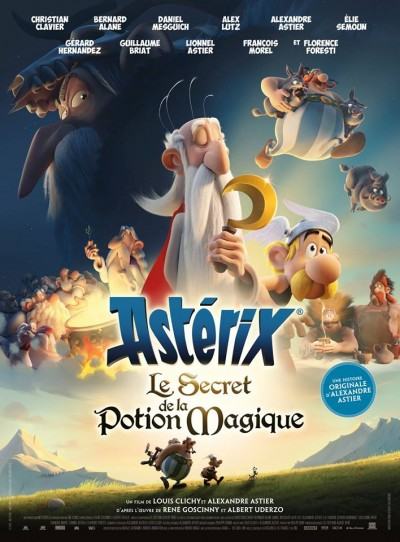 Asterix: The Secret of the Magic Potion (2018) – French Movie Mp4 DOWNLOAD