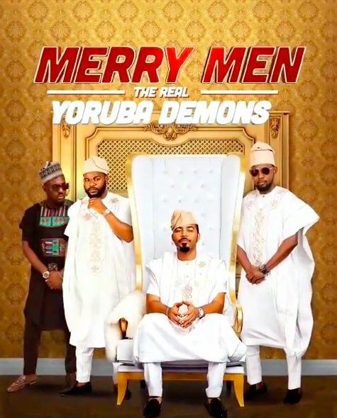 HOT: Merry Men: The Real Yoruba Demons – Nollywood Movie
