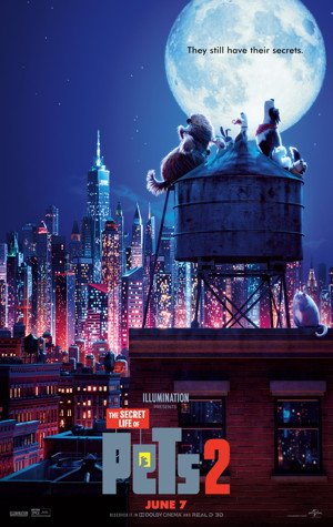 [Movie] The Secret Life of Pets 2 (2019) – Hollywood Movie   Mp4 Download