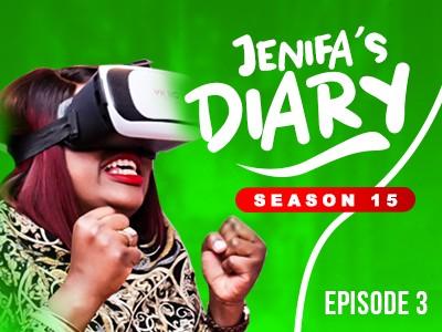 Jenifa's Diary Season 15 Episode 3 – TakeOver [S15E03]