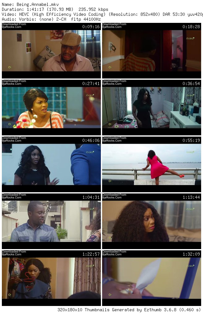 Download Being Annabel Nollywood Movie (2019) 5