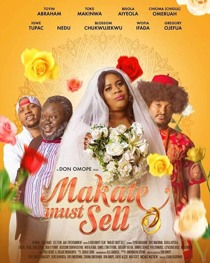[Movie] Makate Must Sell – Nollywood Movie | Mp4 Download