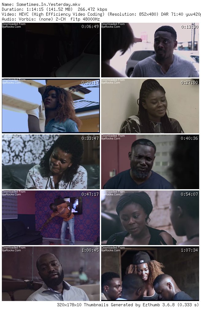 Download Sometimes In Yesterday Nollywood Movie (2019) 7