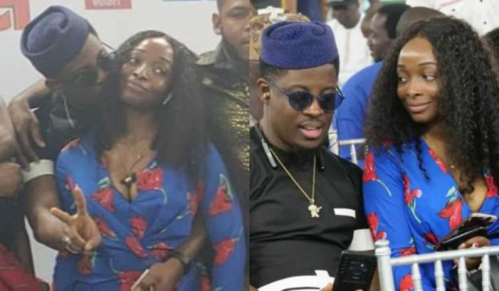 BBNaija Seyi girlfriend, Adeshola, see loved up photos 1