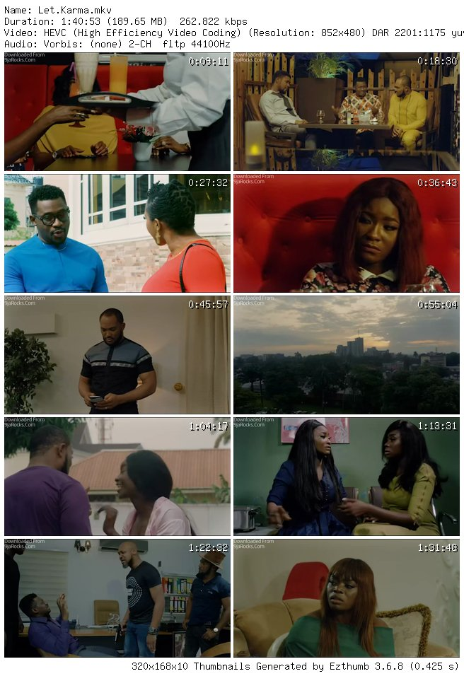 DOWNLOAD: Let Karma - Nollywood Movie (2019) 5