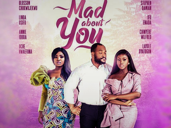 🔥Mad About You - Nollywood Movie