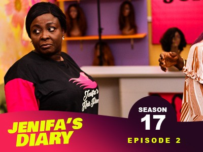 Jenifa's Diary Season 17 Episode 2 – Bad Market [S17E02]
