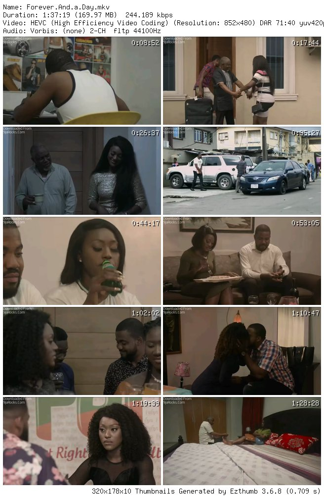 Forever & A Day - Nollywood Movie
