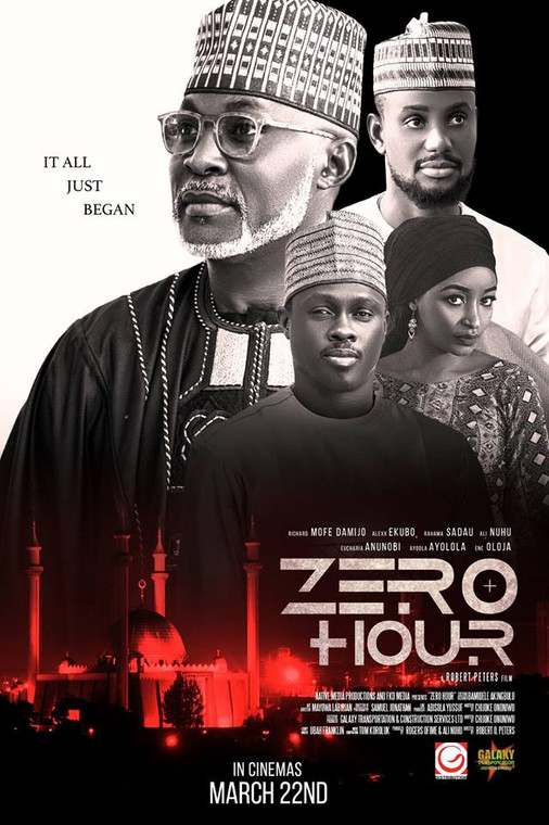 🔥Zero Hour - Nollywood Movie