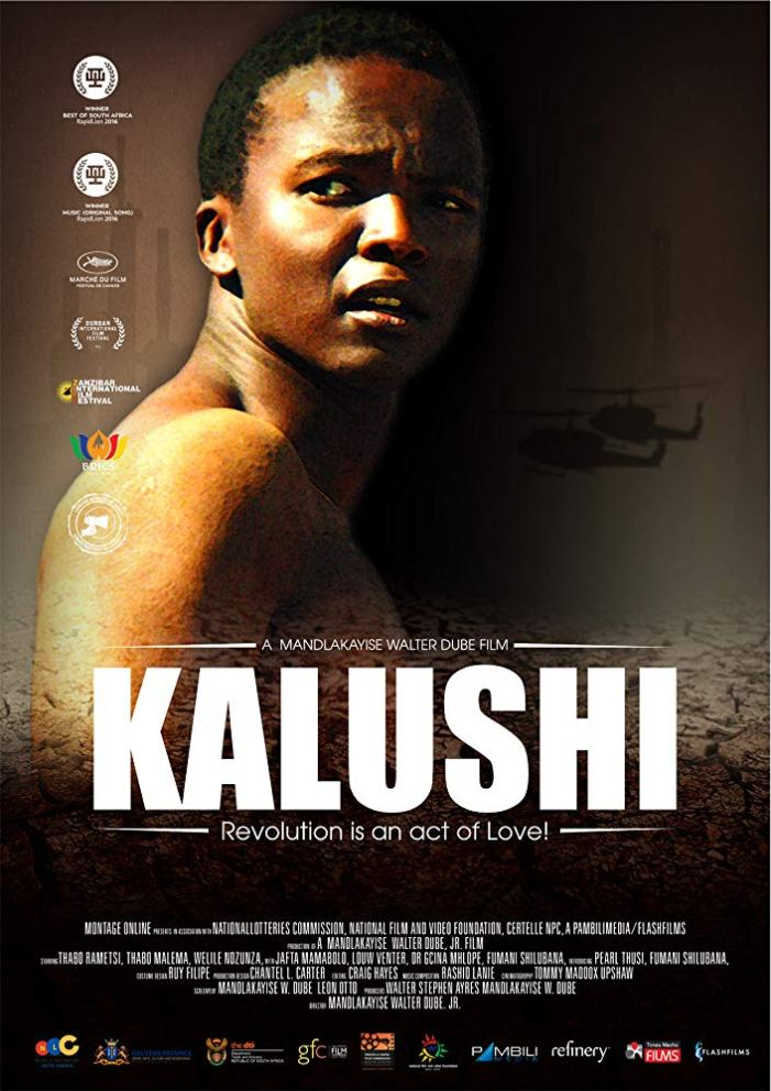 Kalushi: The Story of Solomon Mahlangu - SA Movie