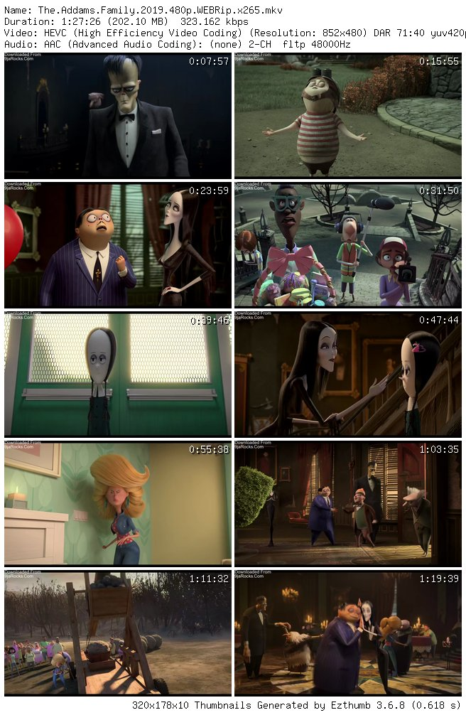 THE ADDAMS FAMILY Official Trailer (2019) Animated Movie