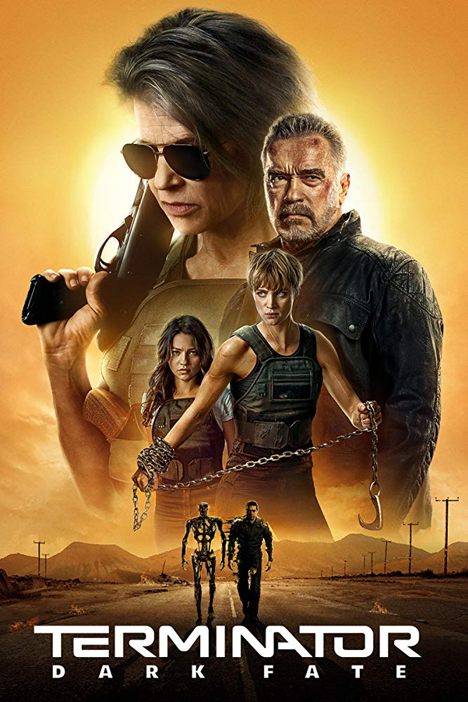 Movie: Terminator: Dark Fate (2019) | Mp4 DOWNLOAD