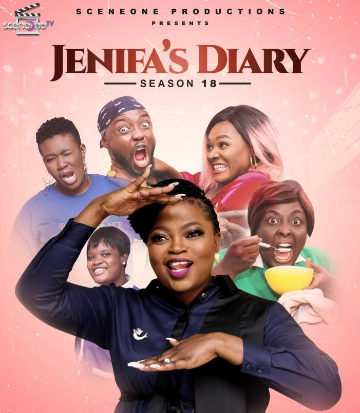 Jenifa's Diary Season 18 Episode 1 – Next Chapter 2 [S18E01]